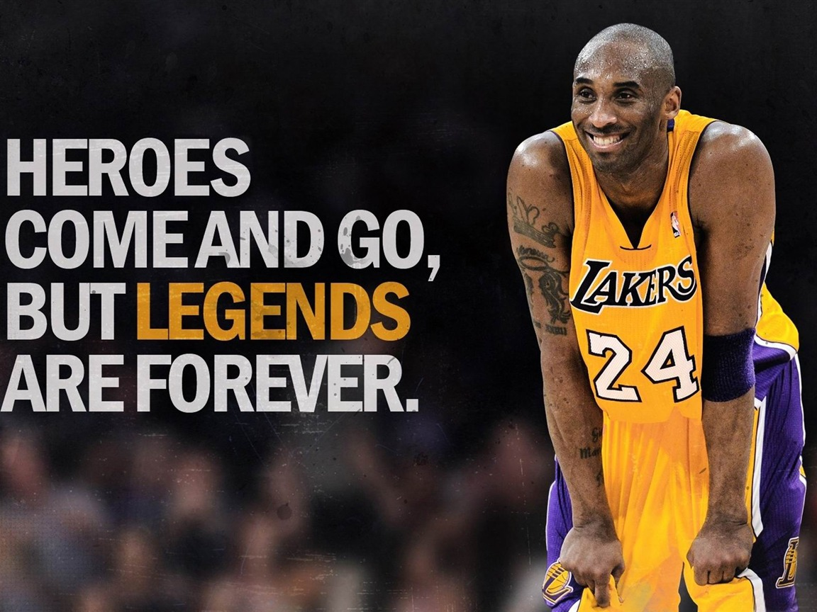 Wallpapers Lakers Preview legends-Sports bryant kobe