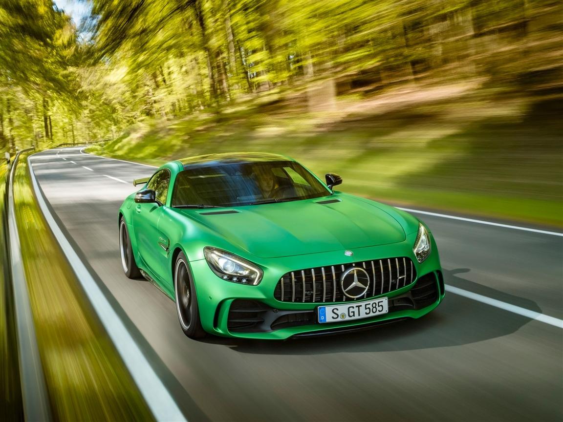 Mercedes Gtr Amg >> 2017梅赛德斯-AMG GTR豪华高清壁纸预览 | 10wallpaper.com