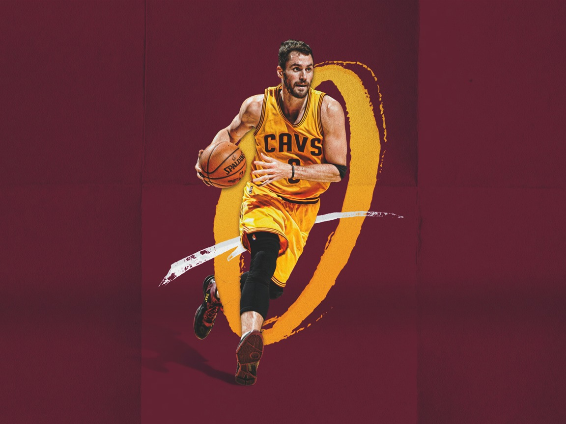 Hd Love Wallpapers For Android Mobile 2016 2017: 凯文·乐福 NBA 2017年克利夫兰骑士壁纸预览