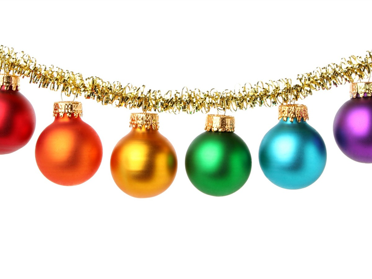 Christmas Tree Ball Colors : Merry christmas tree decoration ball ornaments