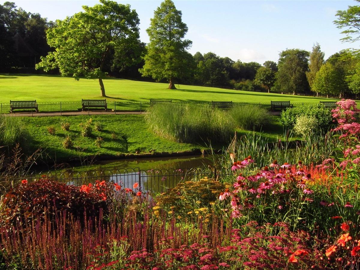 汉普斯特德希思公园-最好的风景壁纸