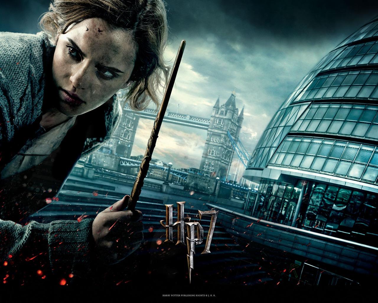 哈利波特7:死亡圣器 电影高清壁纸 03