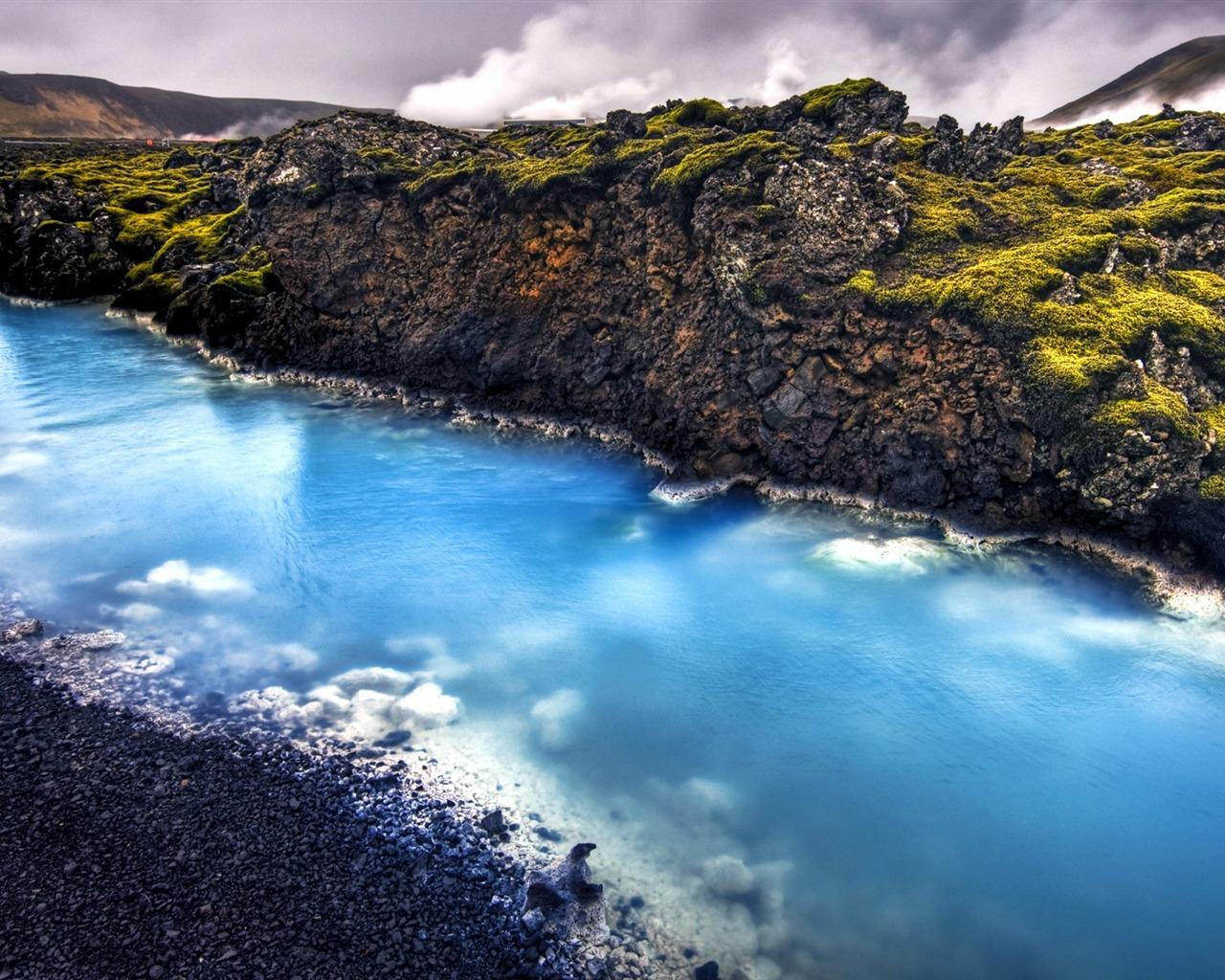 The Blue Lagoon Stream
