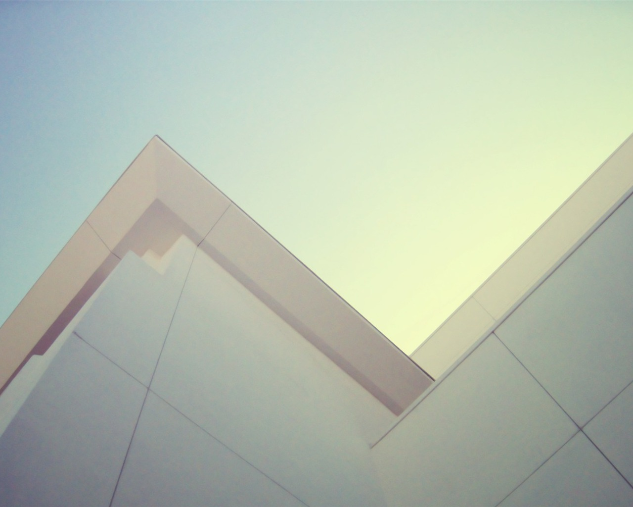 Architectural point of view-LOMO desktop wallpaper - 1280x1024 wallpaper download