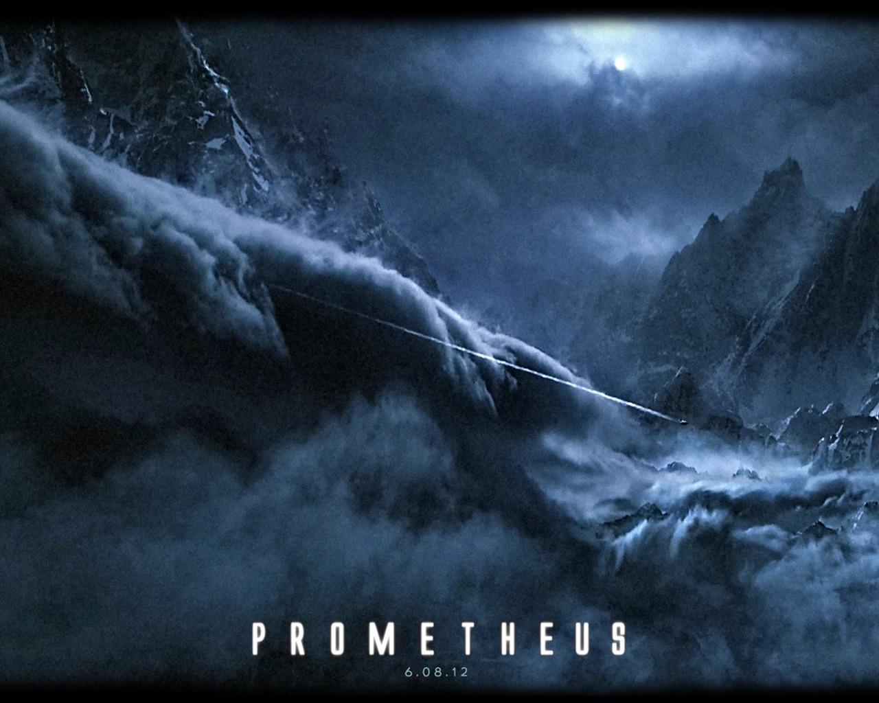 prometheus wallpaper 1366x768