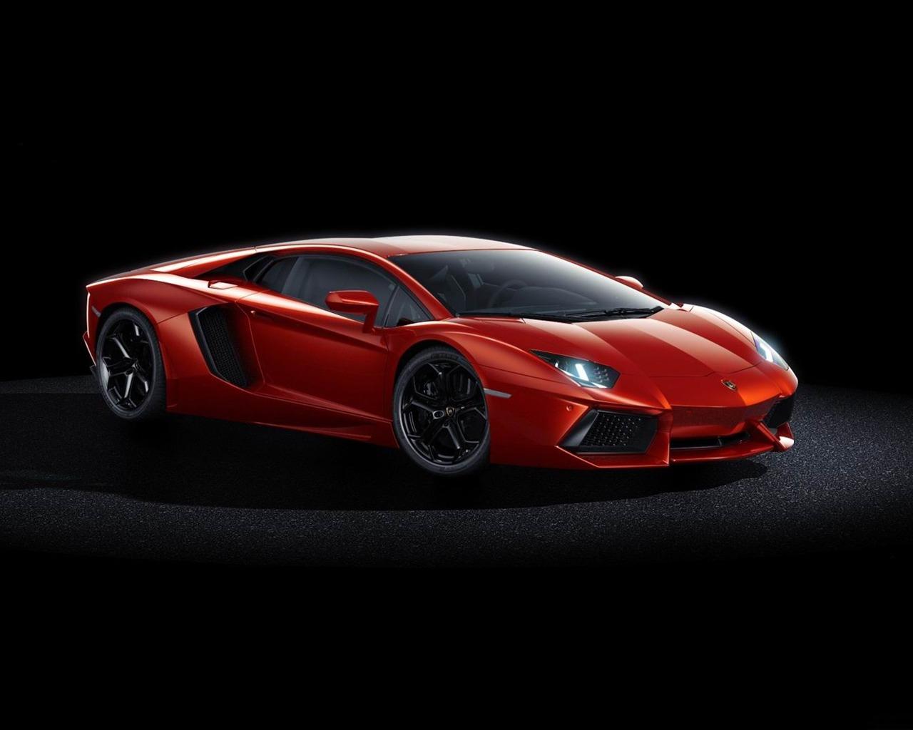 Lamborghini Aventador Lp700 2012 Luxury Car Hd Wallpaper