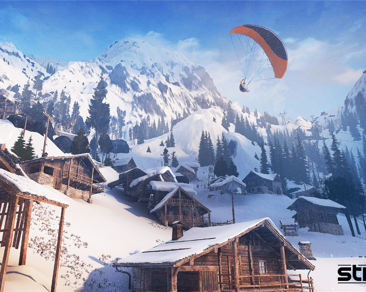 Steep Game 4K Ultra HD - 1280x1024 wallpaper download