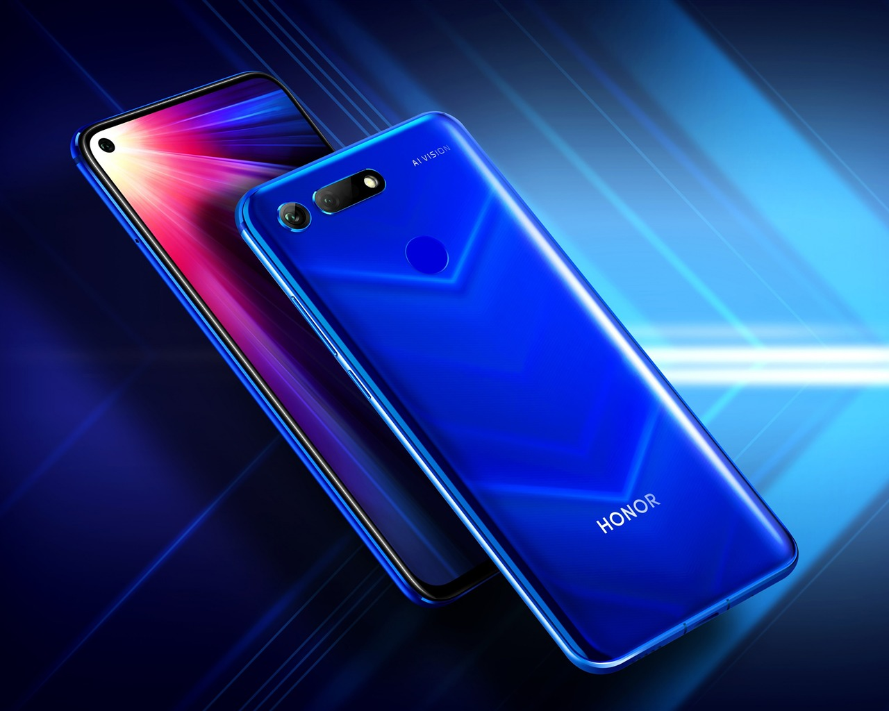 2019 Huawei Honor 20 Mobile Smartphone Poster Preview