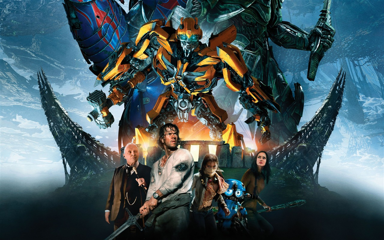 Bumblebee Transformers The Last Knight-2017 Movie HD Wallpapers - 1280x800 wallpaper download