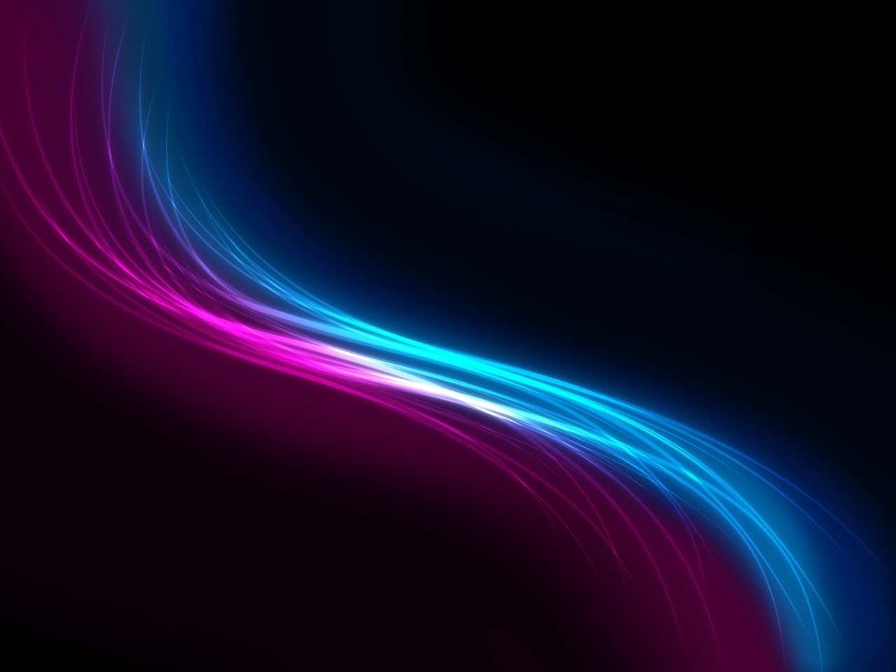 Purple blue curve-abstract design wallpaper background glare - 1280x960 wallpaper download