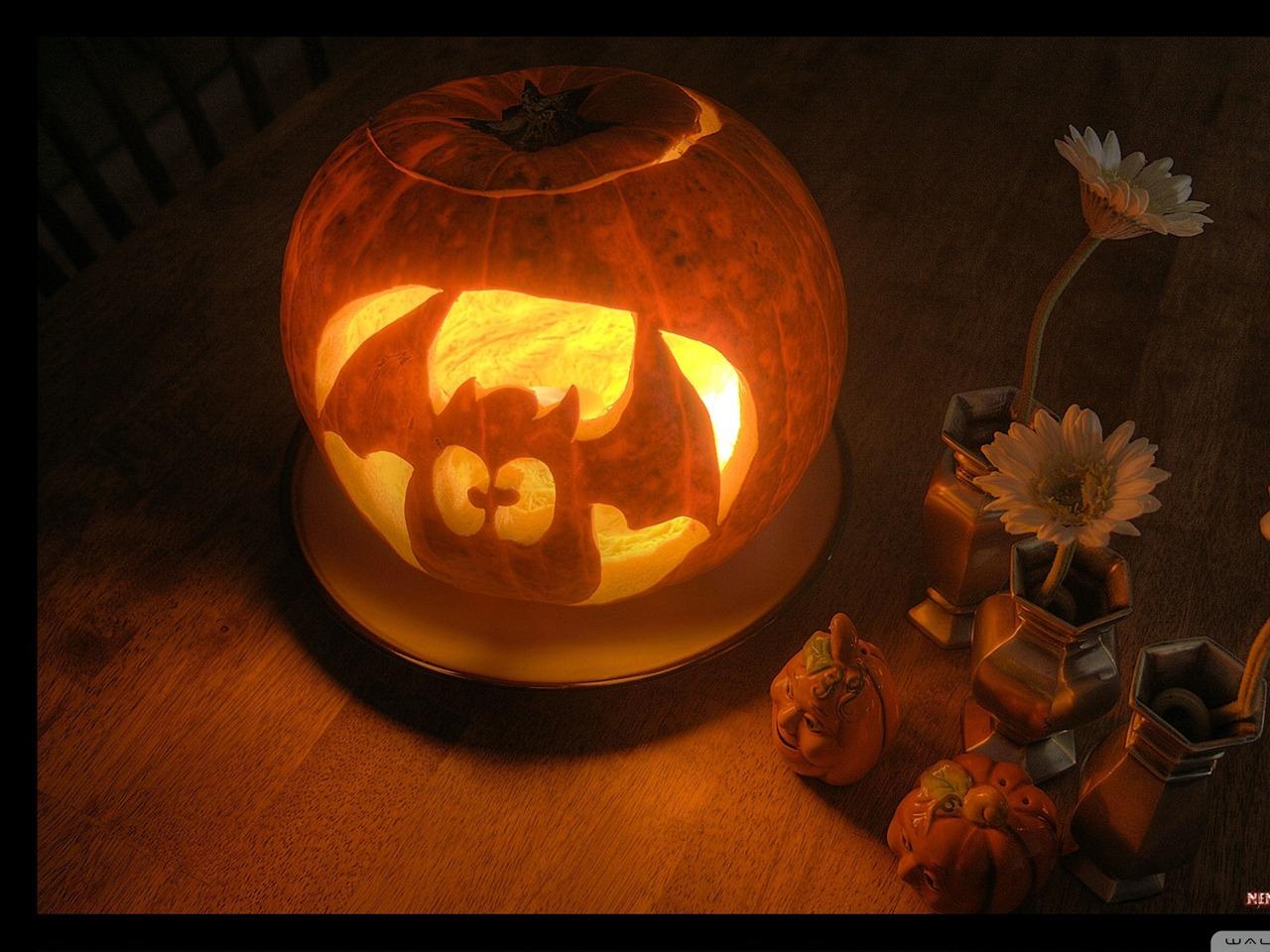Funny jack light happy halloween desktop wallpapers 1280x960 download - Funny happy halloween wallpaper ...