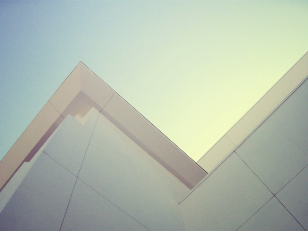 Architectural point of view-LOMO desktop wallpaper - 1280x960 wallpaper download