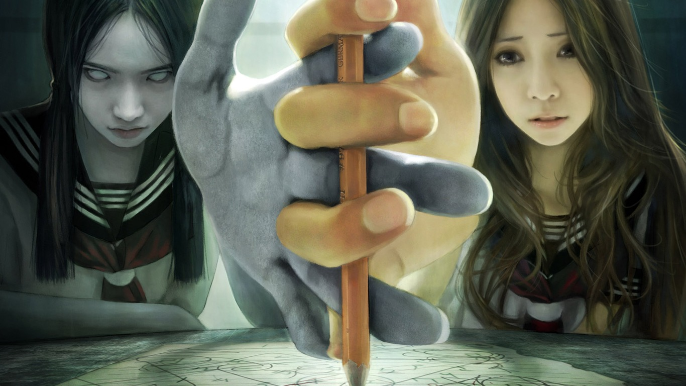 Fantasy-CG-Character-wallpaper-i-chen-lin-11-Pencil