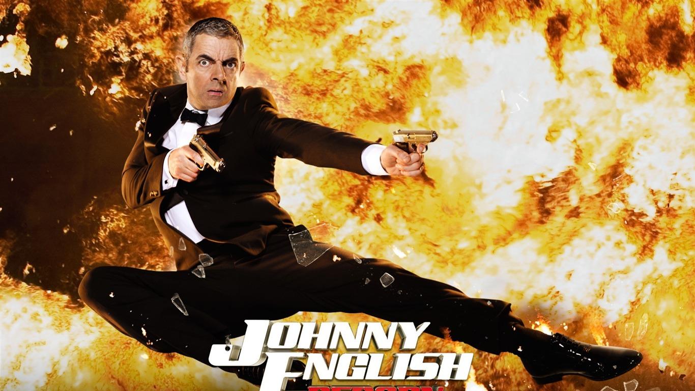 Johnny English Reborn Movie Hd Wallpaper Preview