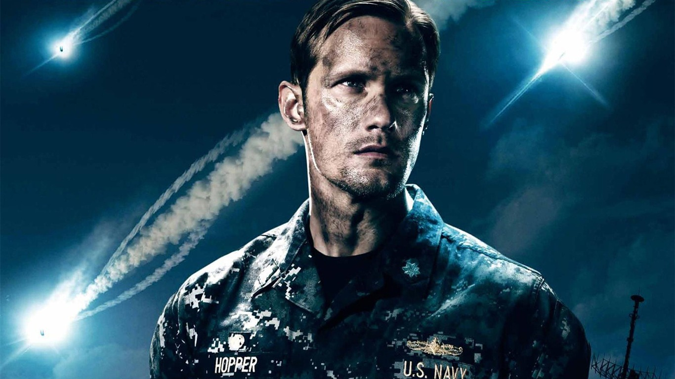 BATTLESHIP 2012 Movie HD Wallpaper 10-1366x768 Download ... I Am Number Four Movie Poster