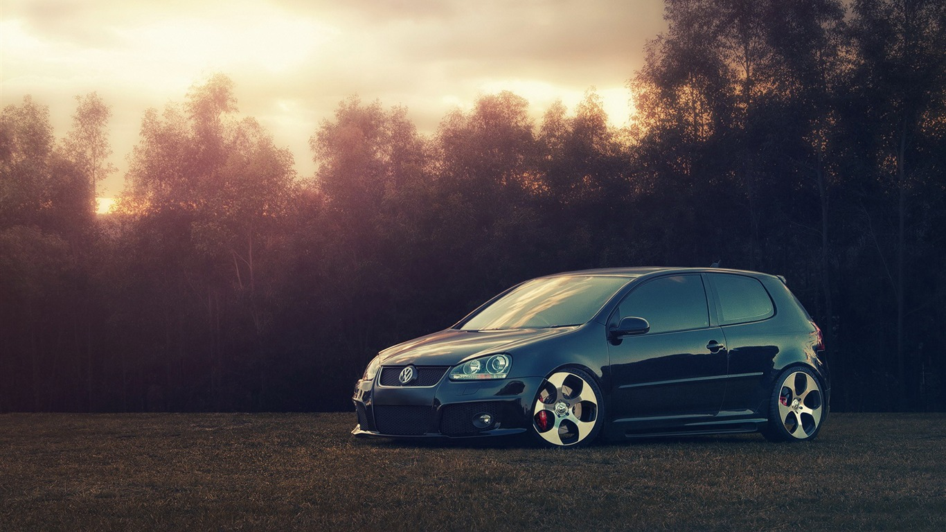 Vw Golf Gti Mkv Cool Cars Desktop Wallpaper Selection