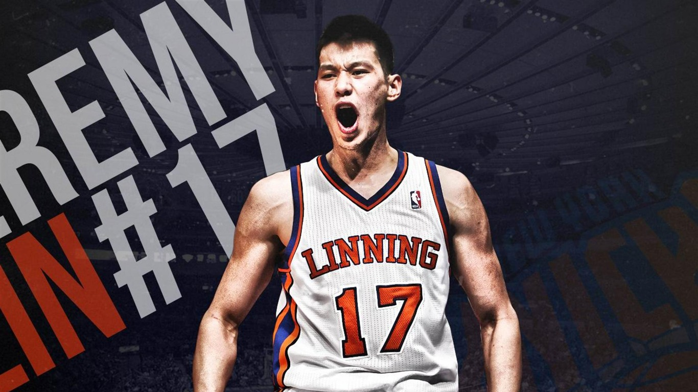 Jeremy Lin Nba New York Knicks Wallpaper Preview 10wallpaper Com