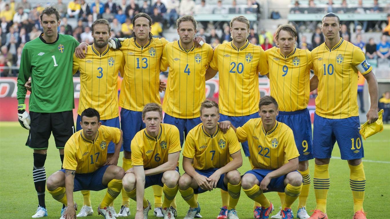 描述: 瑞典足球队-euro 2012欧洲杯壁纸 当前壁纸尺寸: 1366 x 768图片