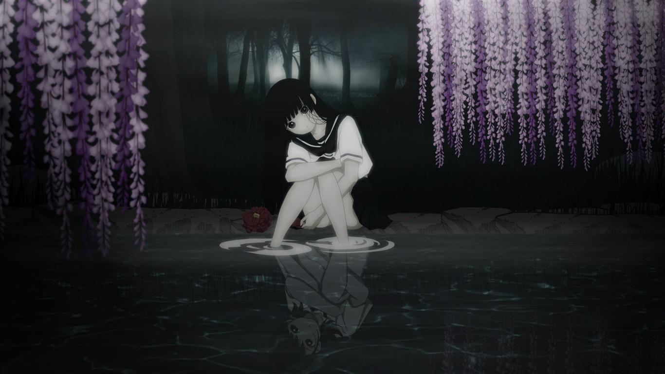 地狱少女艺术 动漫人物壁纸预览 10wallpaper Com