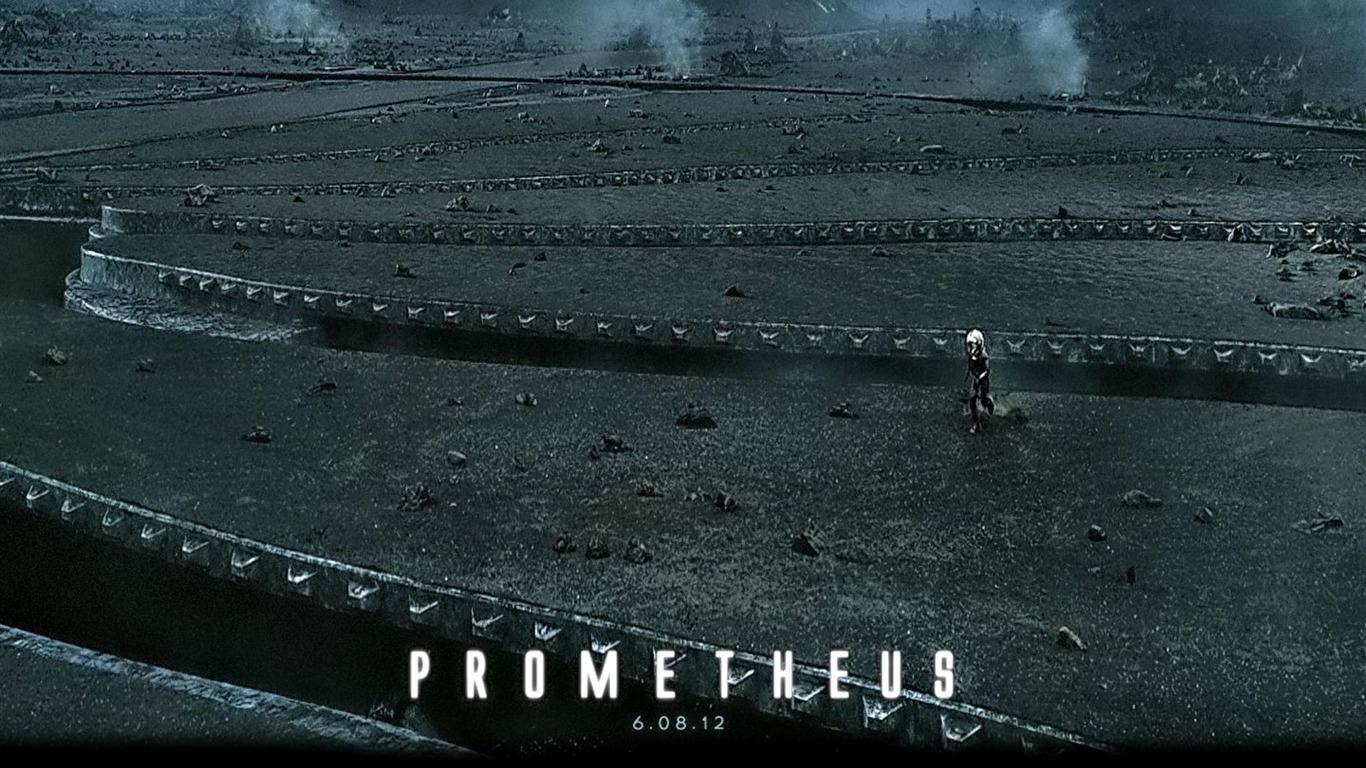 Prometheus 2012 Movie Hd Fondos De Escritorio 19 Avance
