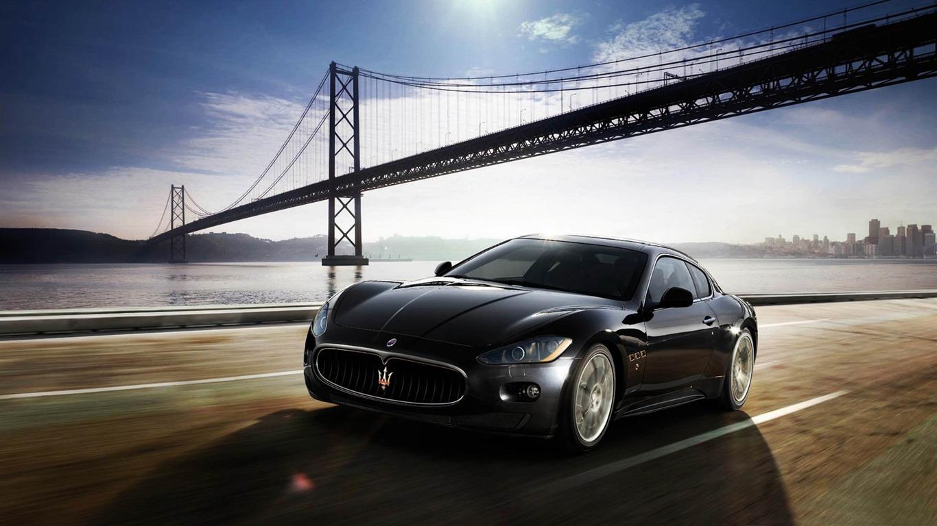 Granturismo2012 Luxury Car HD Wallpaper 1366x768 Download