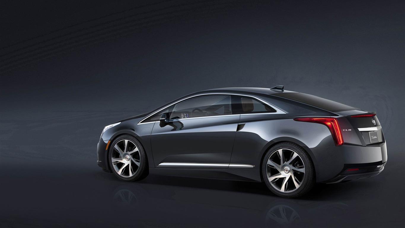 2014 凯迪拉克 Cadillac Elr汽车高清桌面壁纸预览 10wallpaper Com