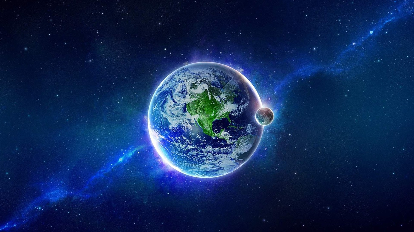 Protect_Our_Beautiful_Earth-Universe_space_HD_Desktop_Wallpaper