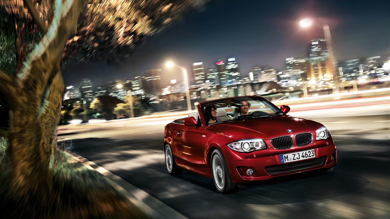 BMW_red_classic_1_Series_Convertible_car_HD_wallpaper_03