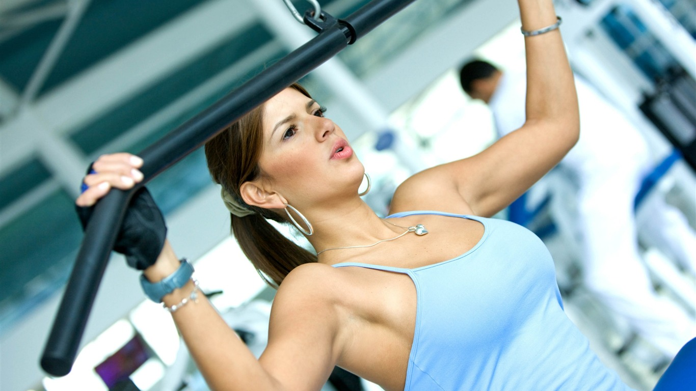 hall_trainer_girl_fitness-Sport_HD_Wallpaper