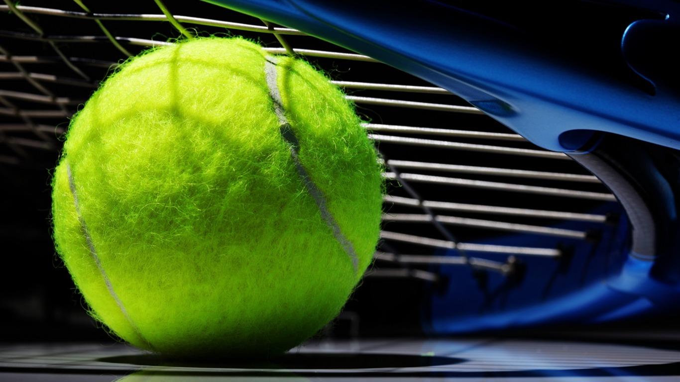 香蕉-体育运动壁纸高清网球刀架轮滑图片