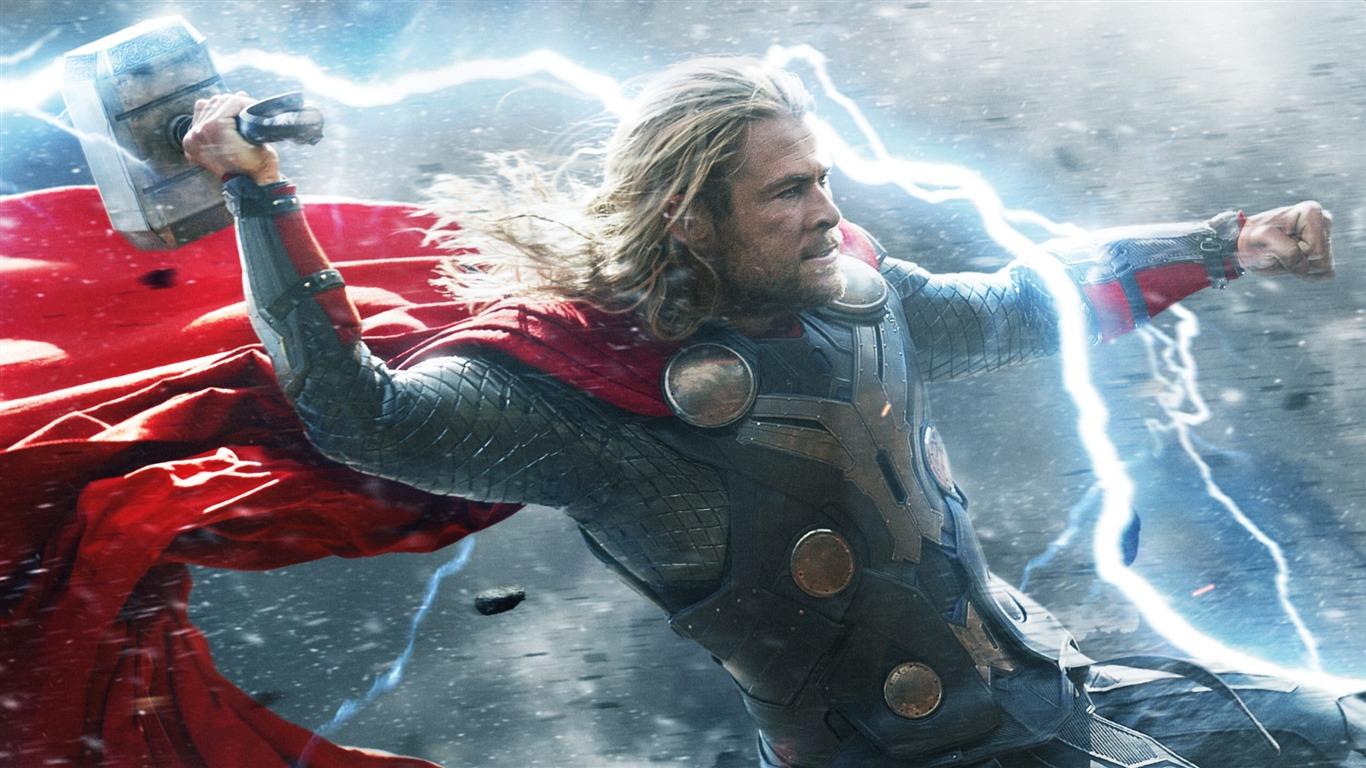 Thor The Dark World Movie Hd Wallpaper 09 Preview 10wallpaper Com