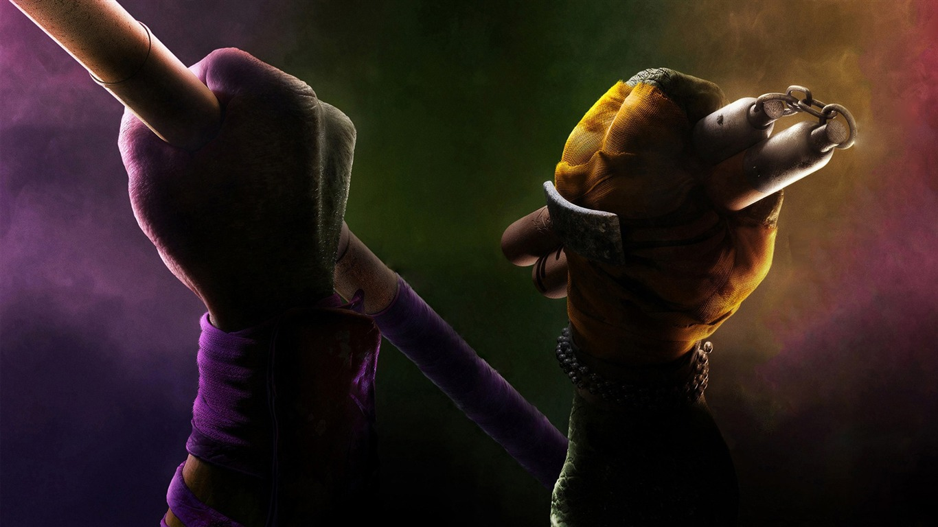 Teenage Mutant Ninja Turtles 2014 Movie Hd Wallpaper 13 Preview
