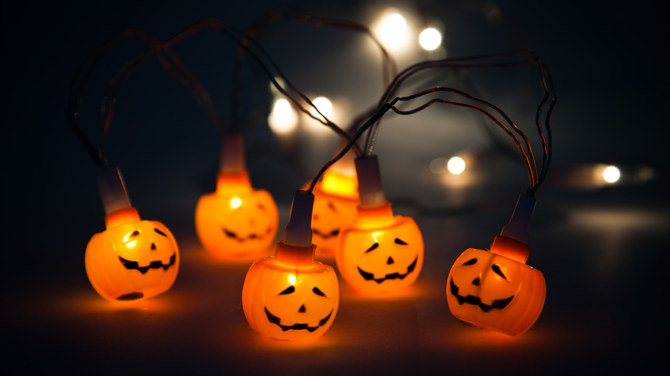 2014 halloween citrouilles th me fond d 39 cran aper u for Theme d ecran