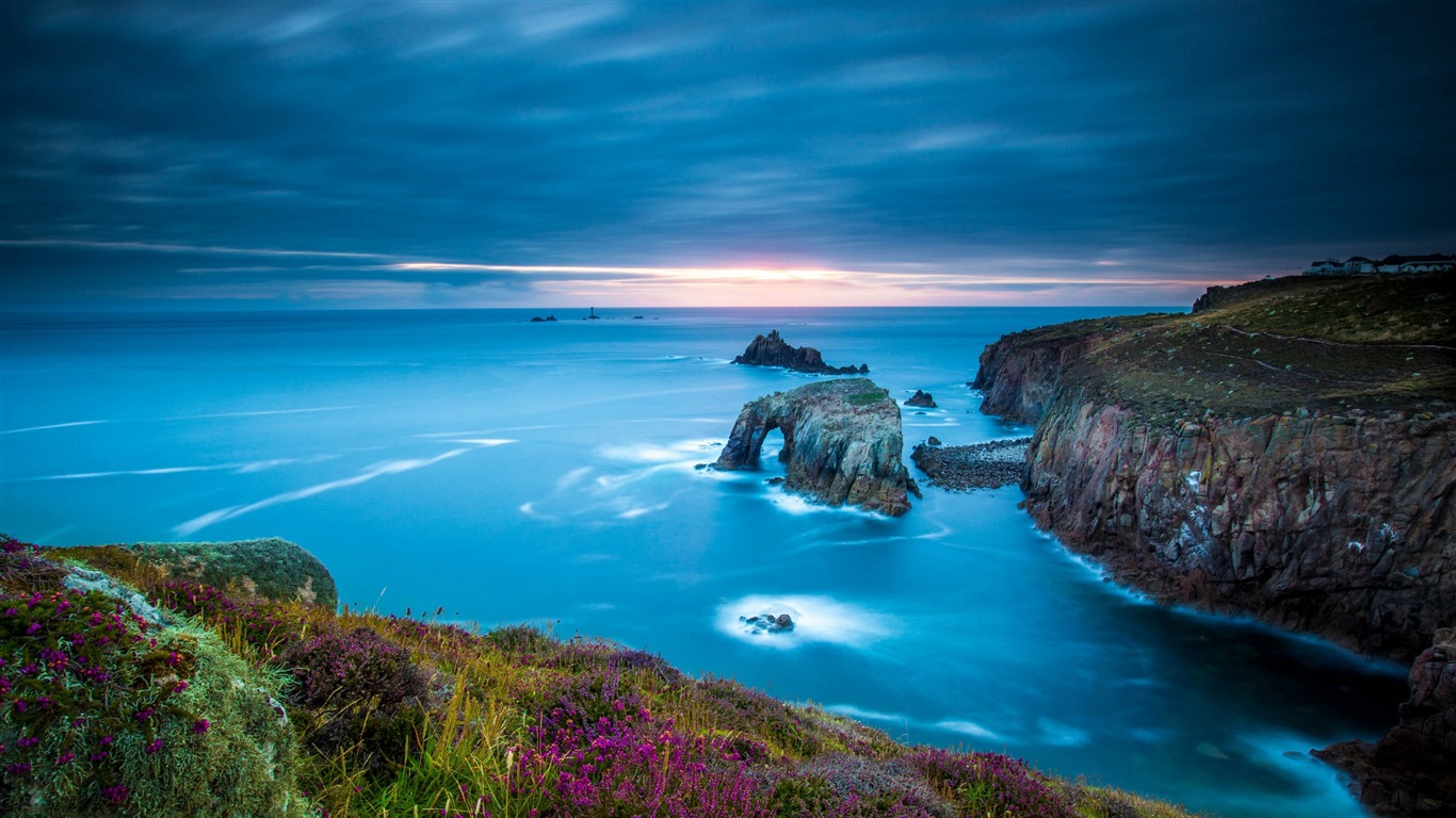 Cornwall_England_Sea-scenery_HD_Wallpaper