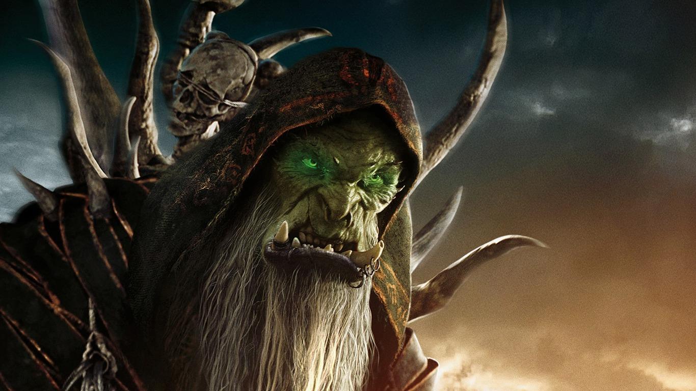 Warcraft 2016 Películas Poster Wallpaper 07 Avance