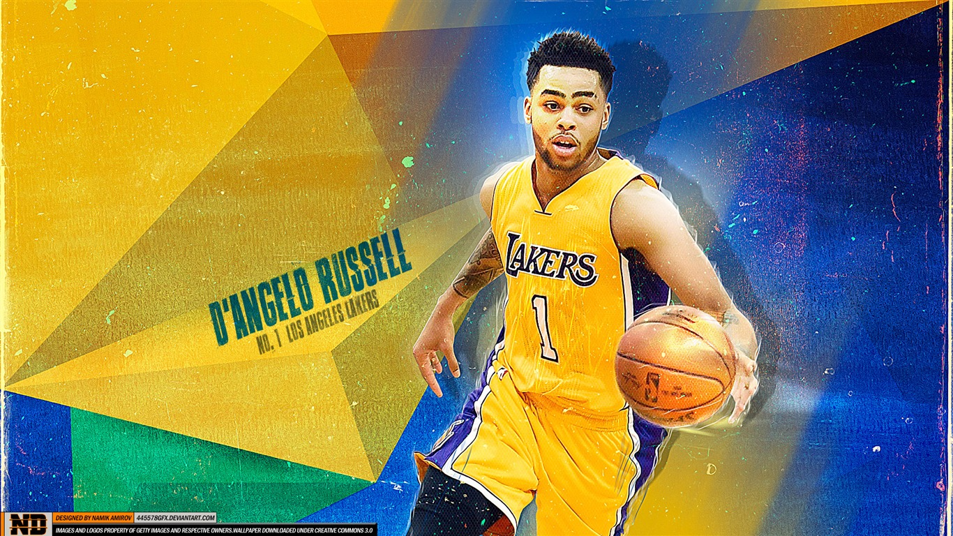 D_Angelo_Russell_Lakers-2016_Basketball_Star_Poster_Wallpaper