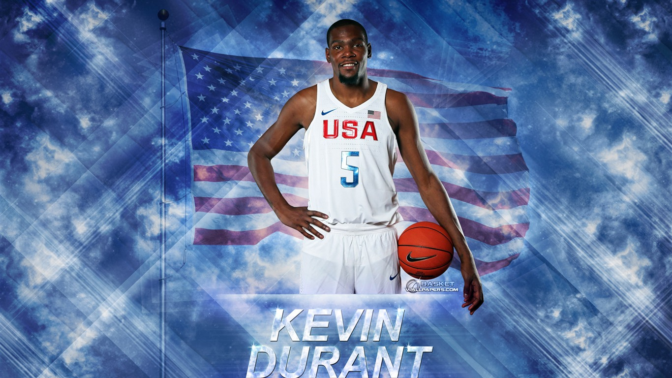 Kevin_Durant-2016_Basketball_Star_Poster_Wallpaper