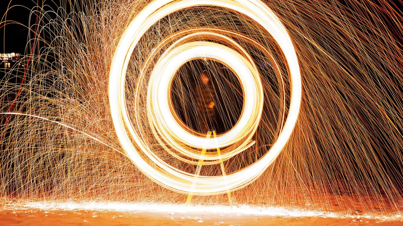 Fire_effect_ring_light-Life_Photography_HD_Wallpaper
