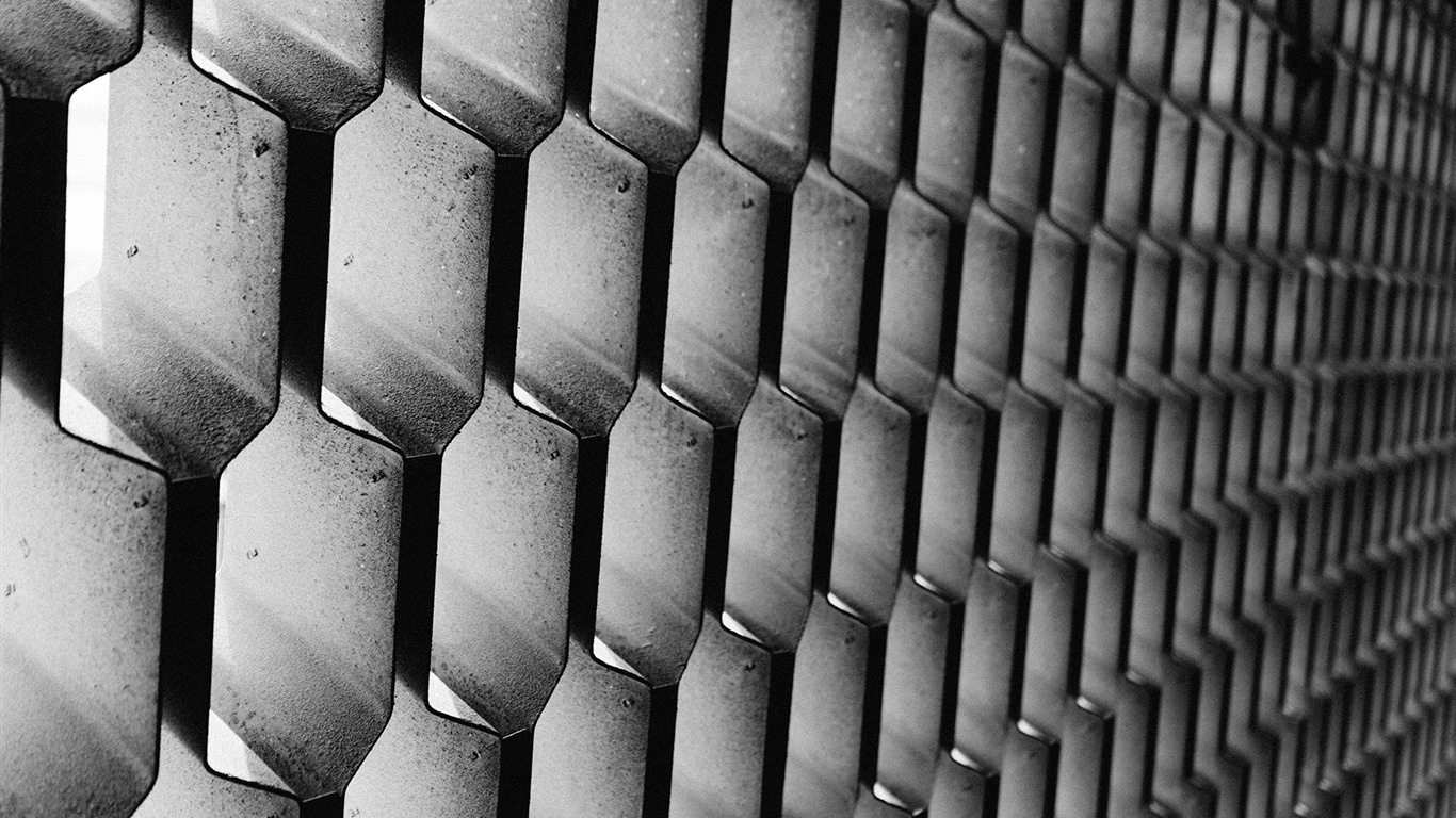 Pattern_honeycomb_metal-Life_Photography_HD_Wallpaper