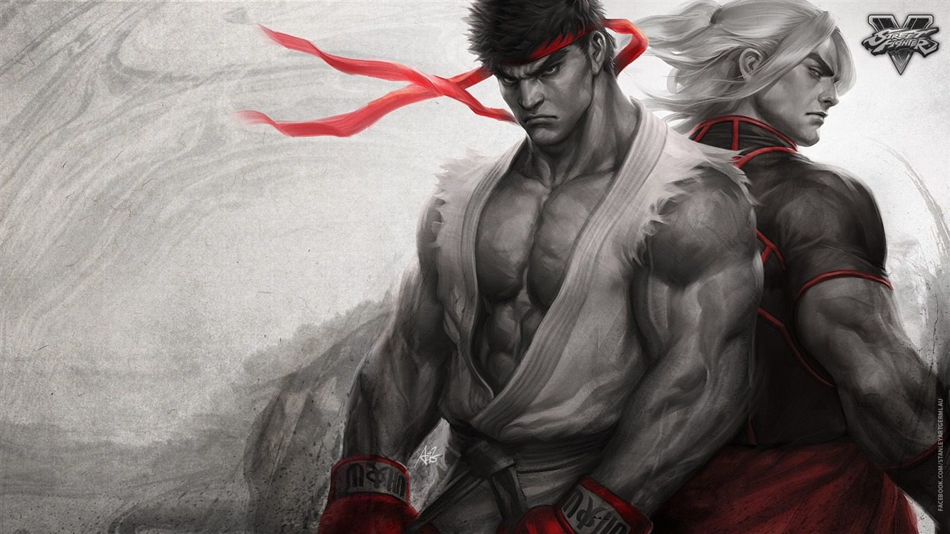 Street_fighter_v_brotherhood-2017_Game_Posters_Wallpaper