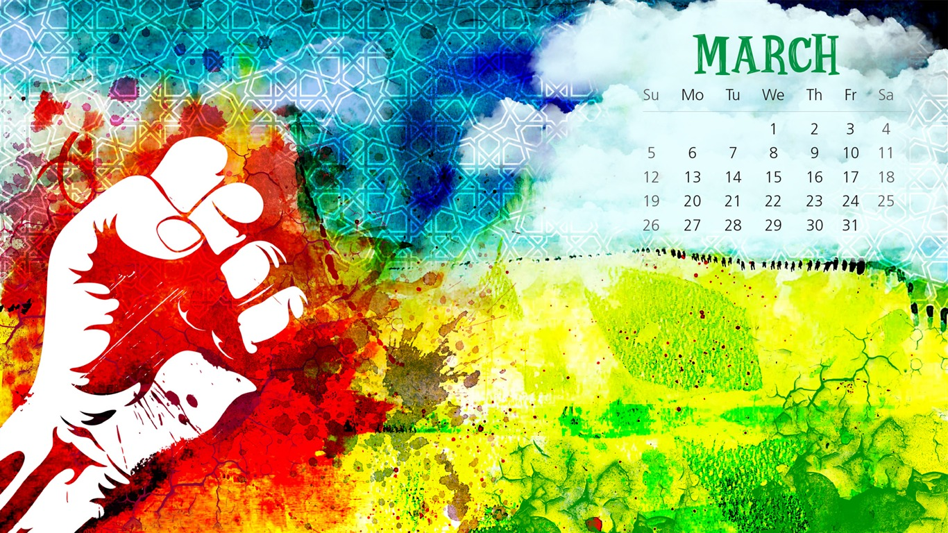 Freedom_In_March-March_2017_Calendar_Wallpaper