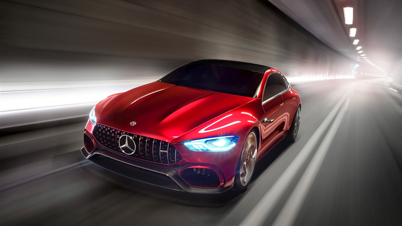 2017_Mercedes-AMG_GT_Concept_HD_Wallpaper_09