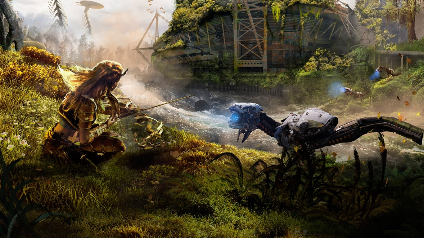 Horizon_Zero_Dawn_2017_Game_Wallpaper_05