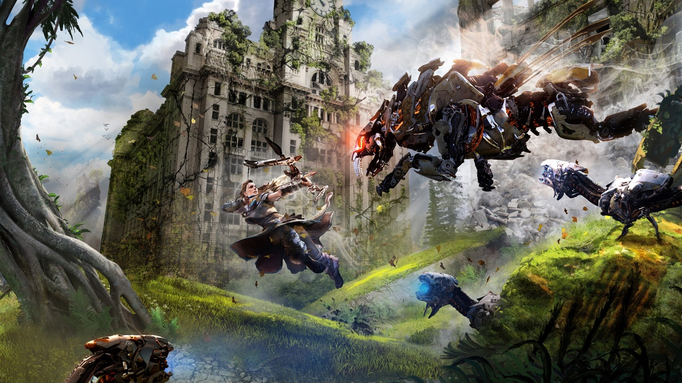Horizon_Zero_Dawn_2017_Game_Wallpaper_09