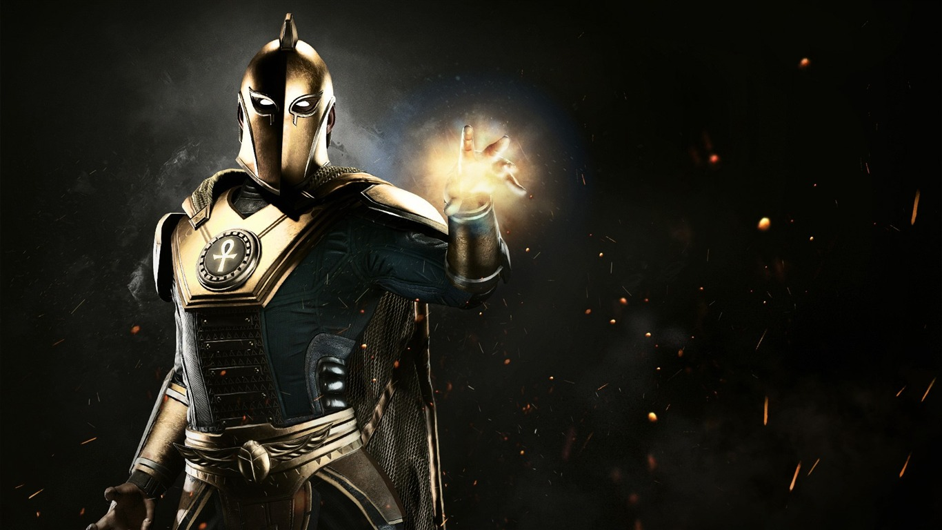 Injustice_2_doctor_fate-2017_Game_HD_Wallpaper
