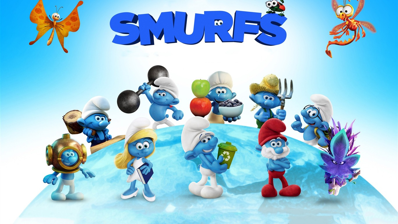 Smurfs_The_Lost_Village_2017_HD_Wallpaper_03