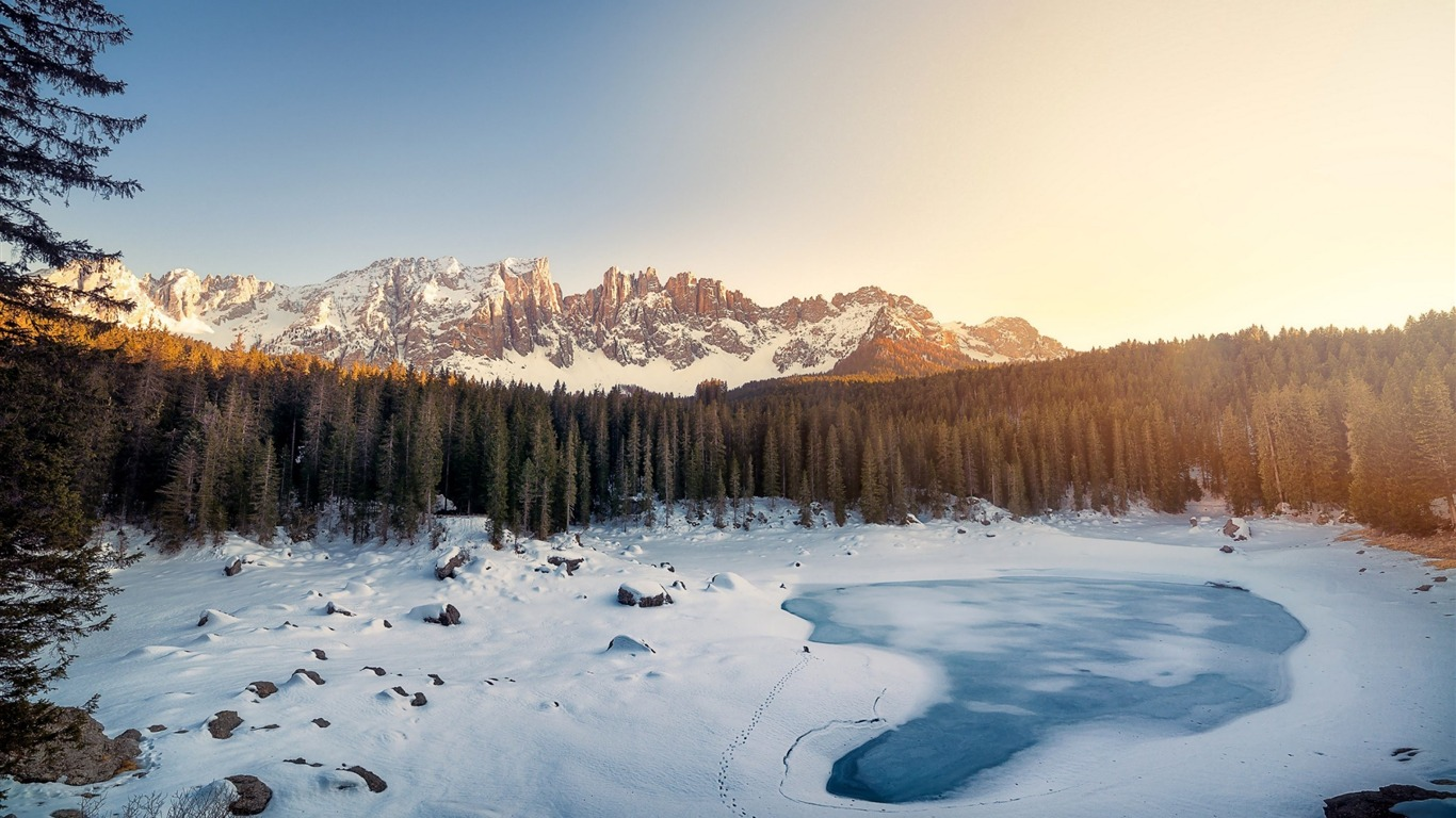 Lake_winter_italy-High_Quality_Wallpaper