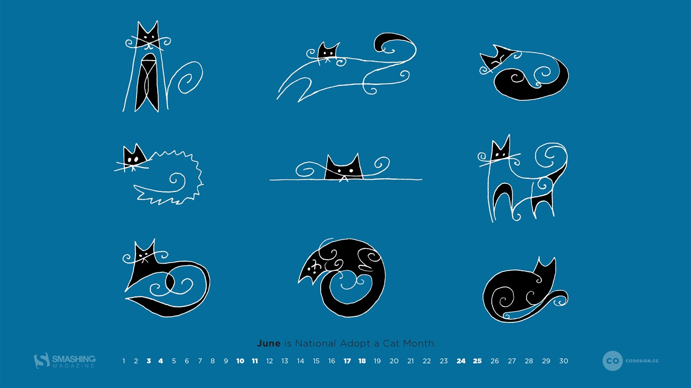 Nine_Lives-June_2017_Calendar_Wallpaper