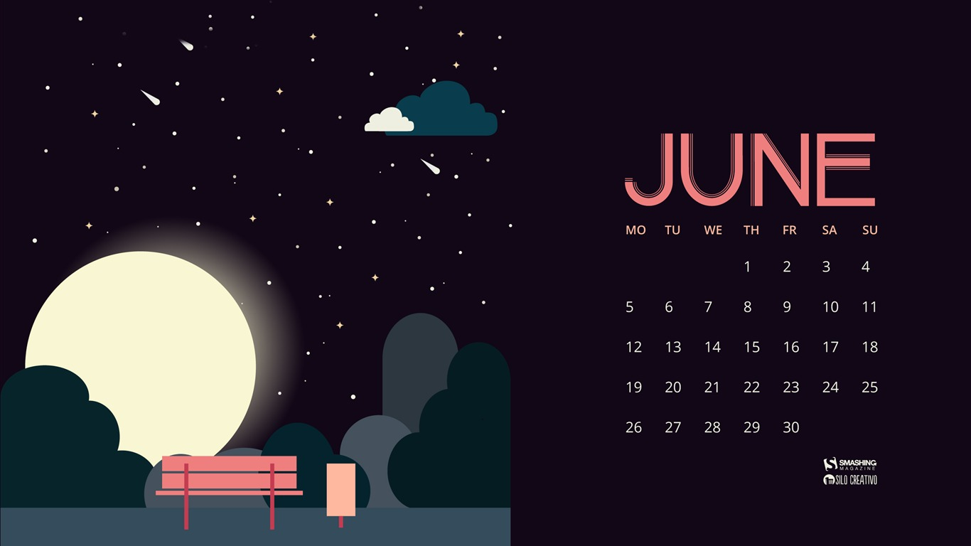 Summer_Nights-June_2017_Calendar_Wallpaper