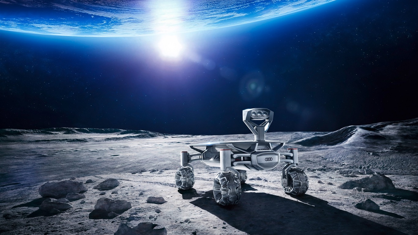 Audi_moon_rover_hd-Universe_HD_Wallpaper